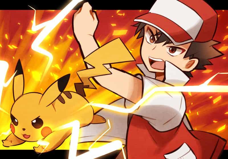 レッド Illust of ゆる pokemon