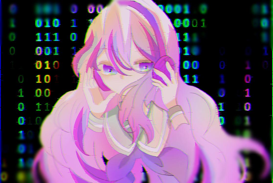 Illust of いと November2020_Contest:Cyberpunk cyberpunk girl アイビスペイント digital よくわかんない