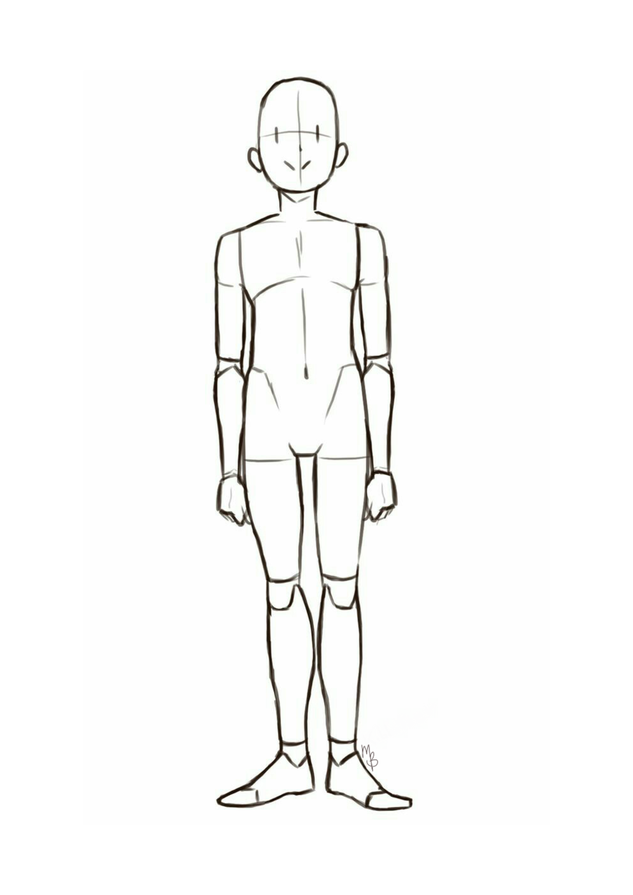 child boy anatomy reference - Frank_Is_Bae2013 | Illustrations ...
