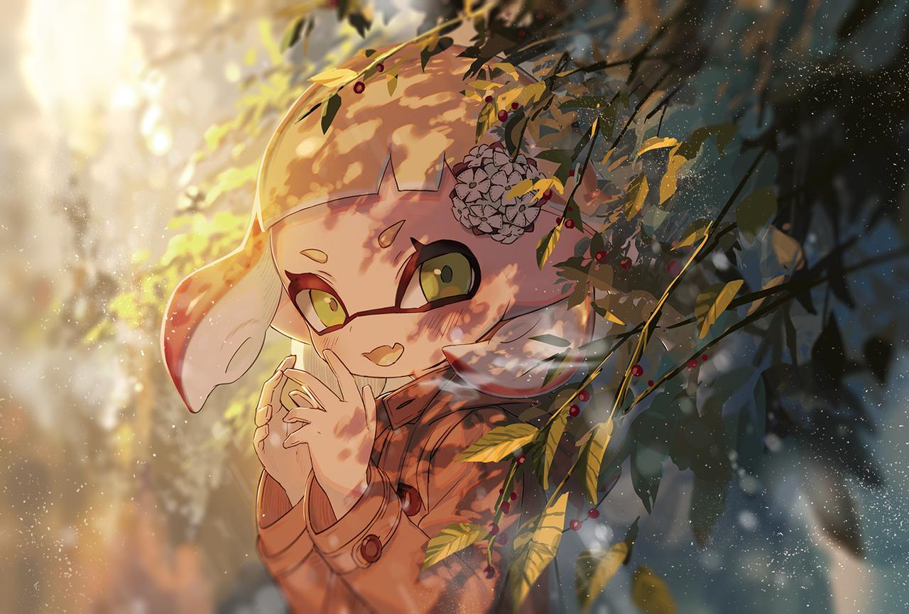 冬 Illust of yu-ri Splatoon2 fanart Splatoon